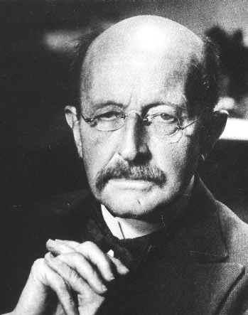 Portrait Max Planck