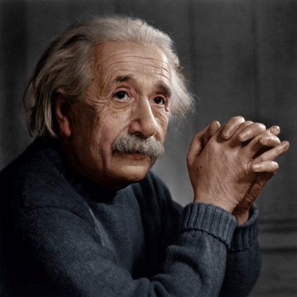 Portrait Albert Einstein