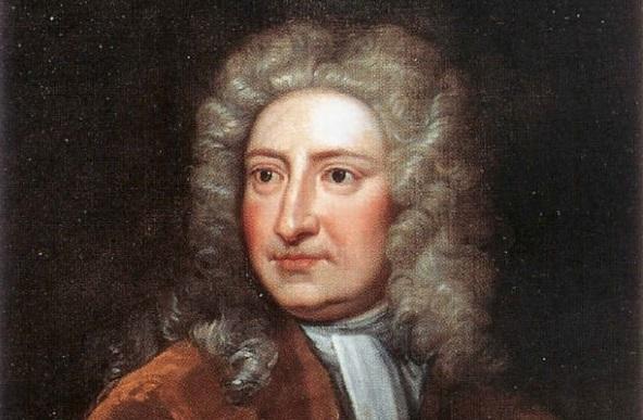 Portrait Edmund Halley