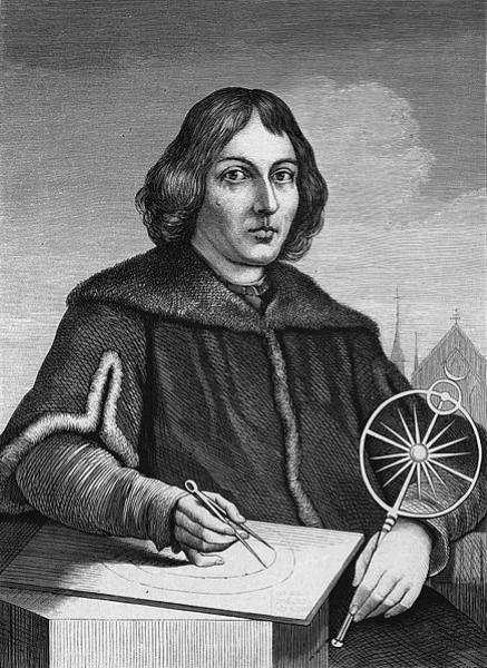 Portrait Nikolaus Kopernikus