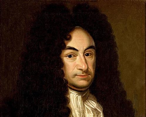 Portrait Gottfried Wilhelm Leibniz