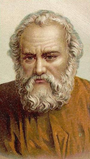 Portrait Archimedes