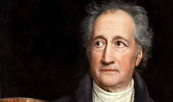 Portrait Johann Wolfgang v. Goethe
