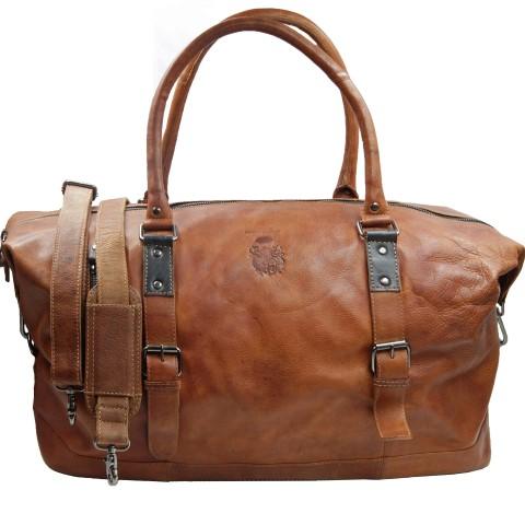 Reisetasche für Herren mit Schultergurt