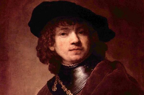 Portrait Rembrandt Harmenszoon van Rijn