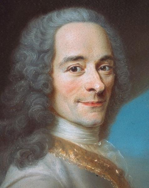 Portrait Voltaire