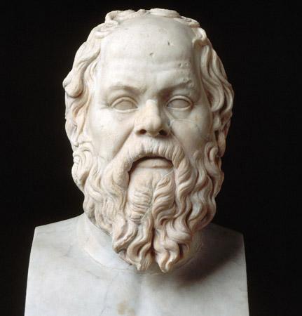 Portrait Sokrates